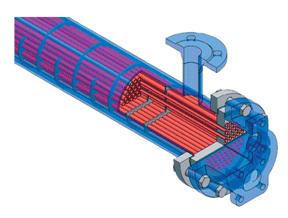 Кожухотрубные теплообменники FUNKE серии CPS Рыбинск Кожухотрубный конденсатор ONDA CT 750 Дербент